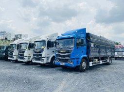 Giá xe tải JAC 9 tấn thùng dài 8m2 mới nhất