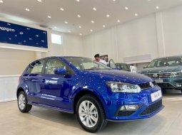 Bán ô tô Volkswagen Polo đời 2021, màu xanh lam, nhập khẩu nguyên chiếc