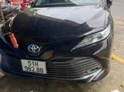 Cần bán lại xe Toyota Camry đời 2020, màu xanh lam, nhập khẩu nguyên chiếc