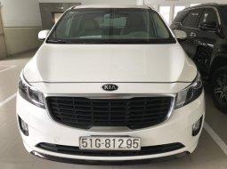 Bán ô tô Kia Sedona đời 2018, màu trắng, 855tr
