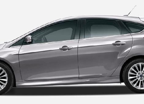 Xe Ford Focus 1.5 At Ecoboost titanium 2016